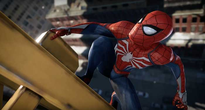 Spider Man Game 2018