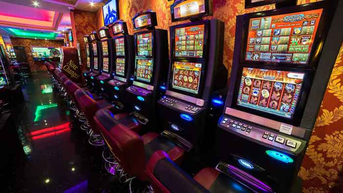 Slots Game Auto Spin